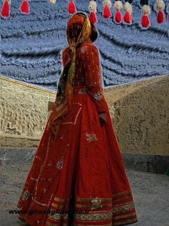 لباس قشقایی